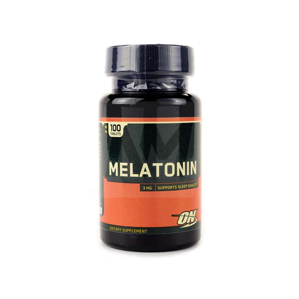 Optimum Nutrition Melatonin 3 мг 100 таб