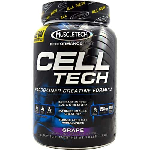 Muscletech Cell Tech Hyper-Build 428 г