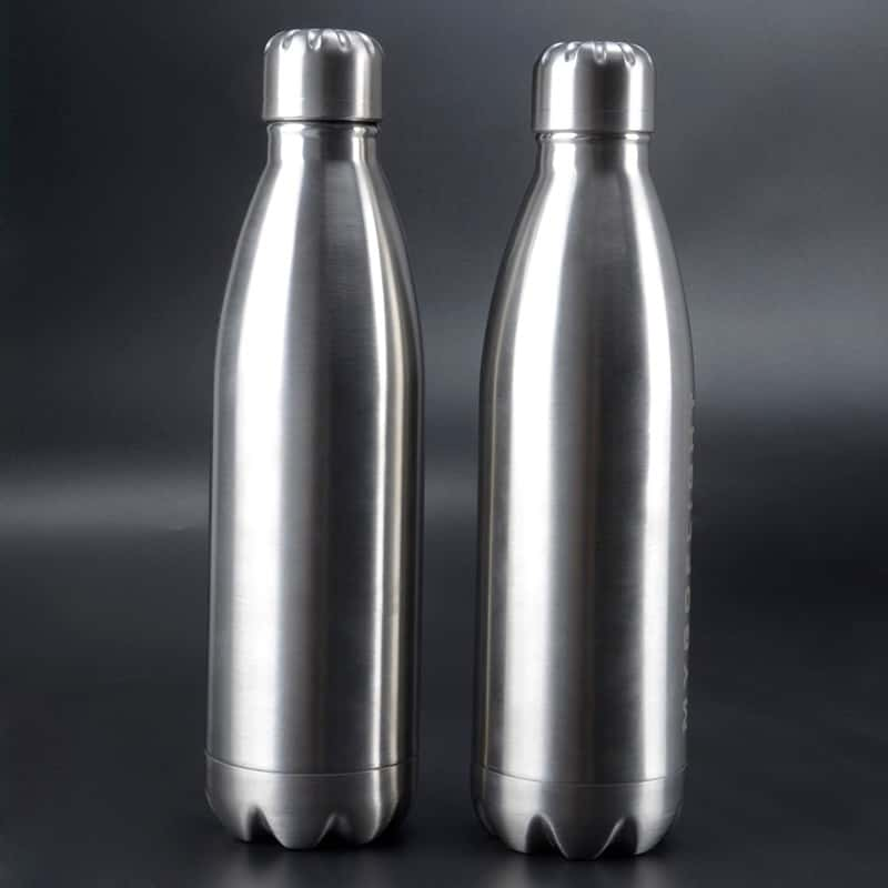 Steel Vacuum Bottle 750мл