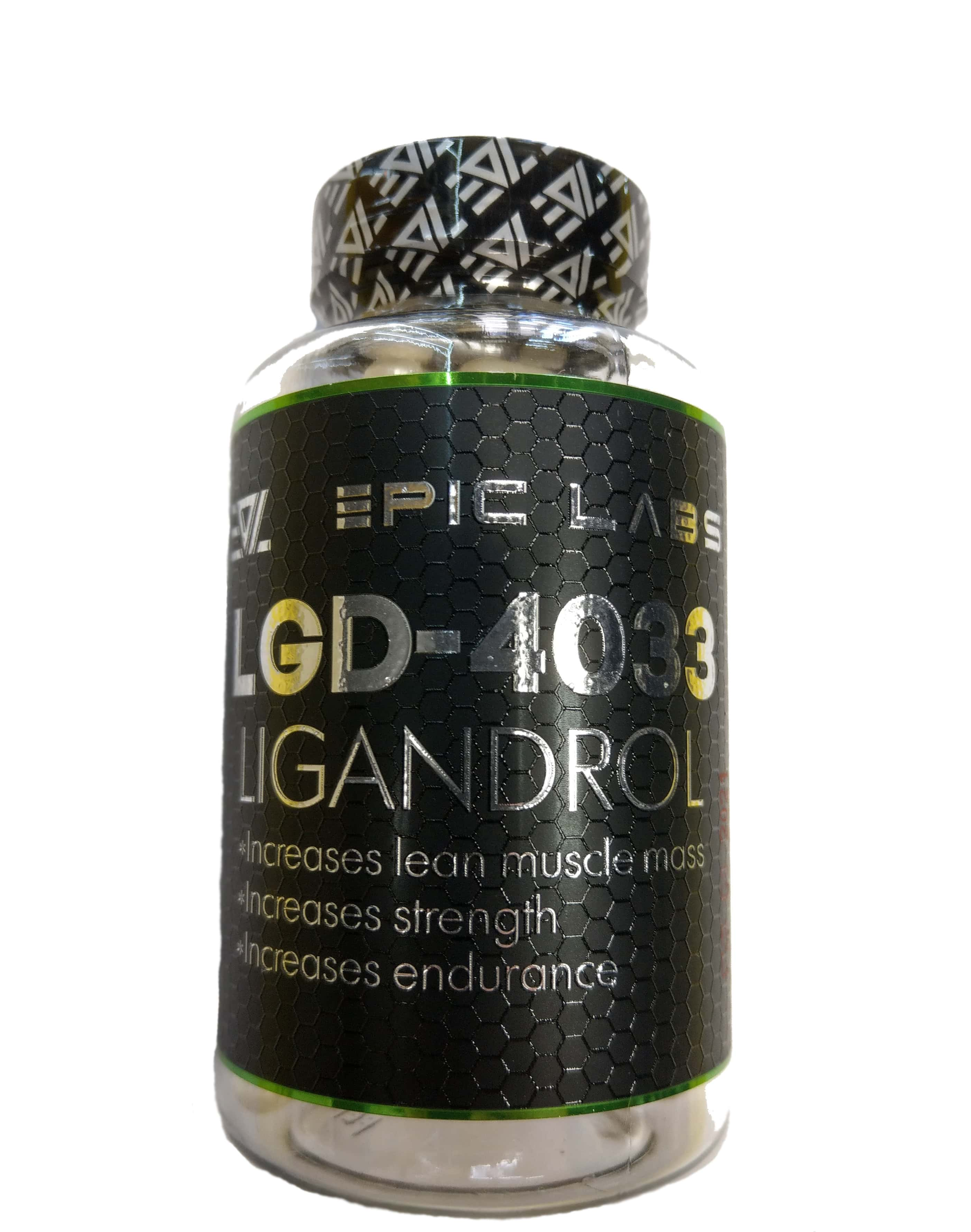 Epic Labs LIGANDROL 90 капсул