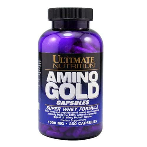 Ultimate Nutrition Amino Gold 250 таб