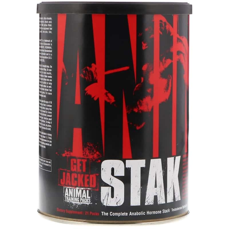Universal Nutrition Animal Stak 21 пакета