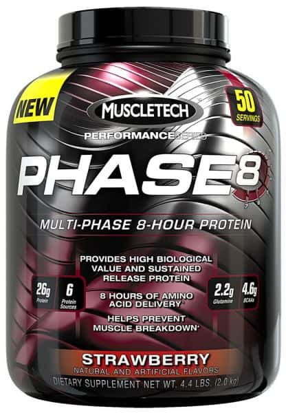 MuscleTech Phase 8 (2000 г)