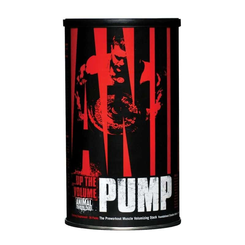 Universal Nutrition Animal Pump 30 пакетиков