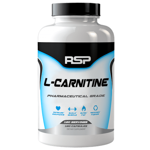 RSP Nutrition: L-Carnitine (120 капсул)