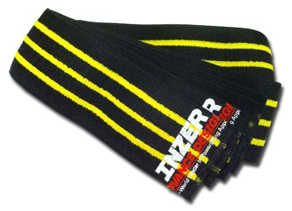 Inzer Gripper knee wraps  2*2.0m