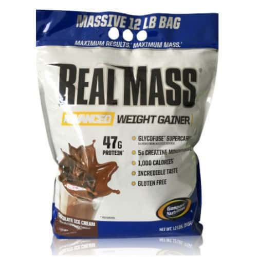 GASPARI Real Mass Advanced 12 lbs
