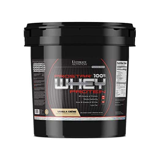 Ultimate Nutrition 100% Prostar Whey  4,54 кг