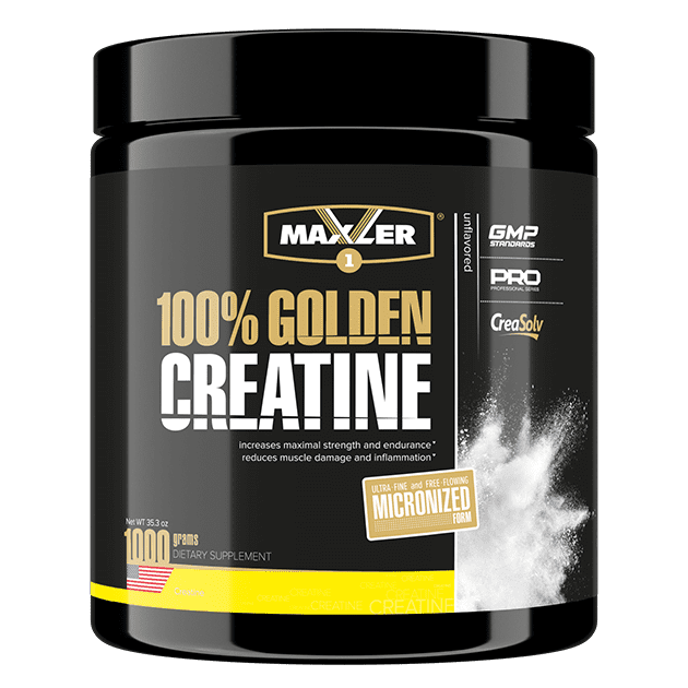 Maxler Golden Micronized Creatine (порошок) 1000 гр