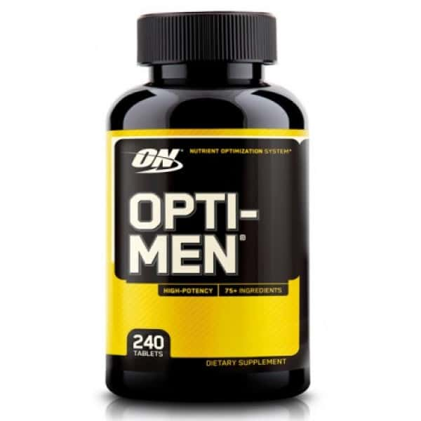Optimum Nutrition Opti Men (240 таблеток)
