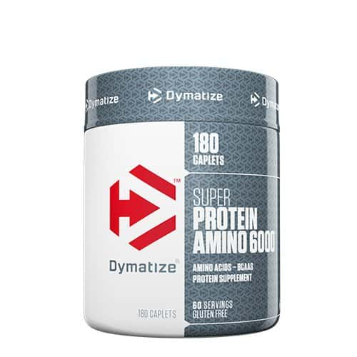 Dymatize Nutrition Super Amino 6000 / 180 таб