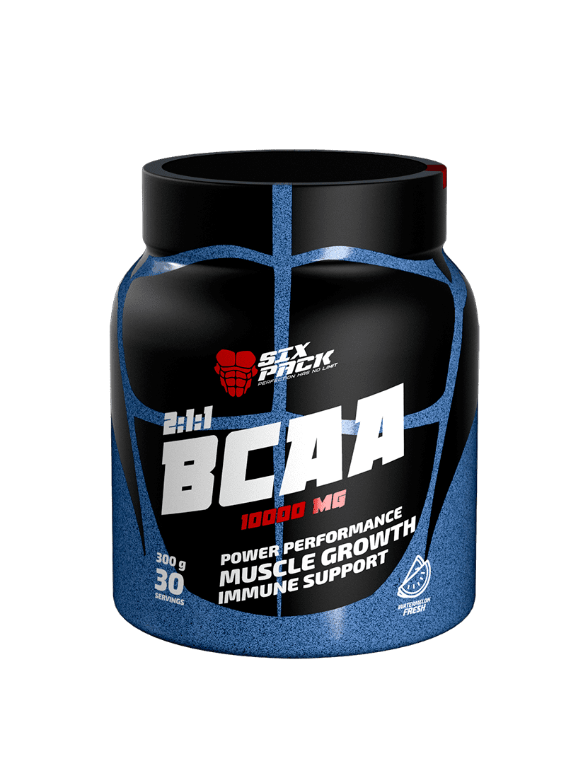 Six Pack BCAA 2-1-1 / 300 гр