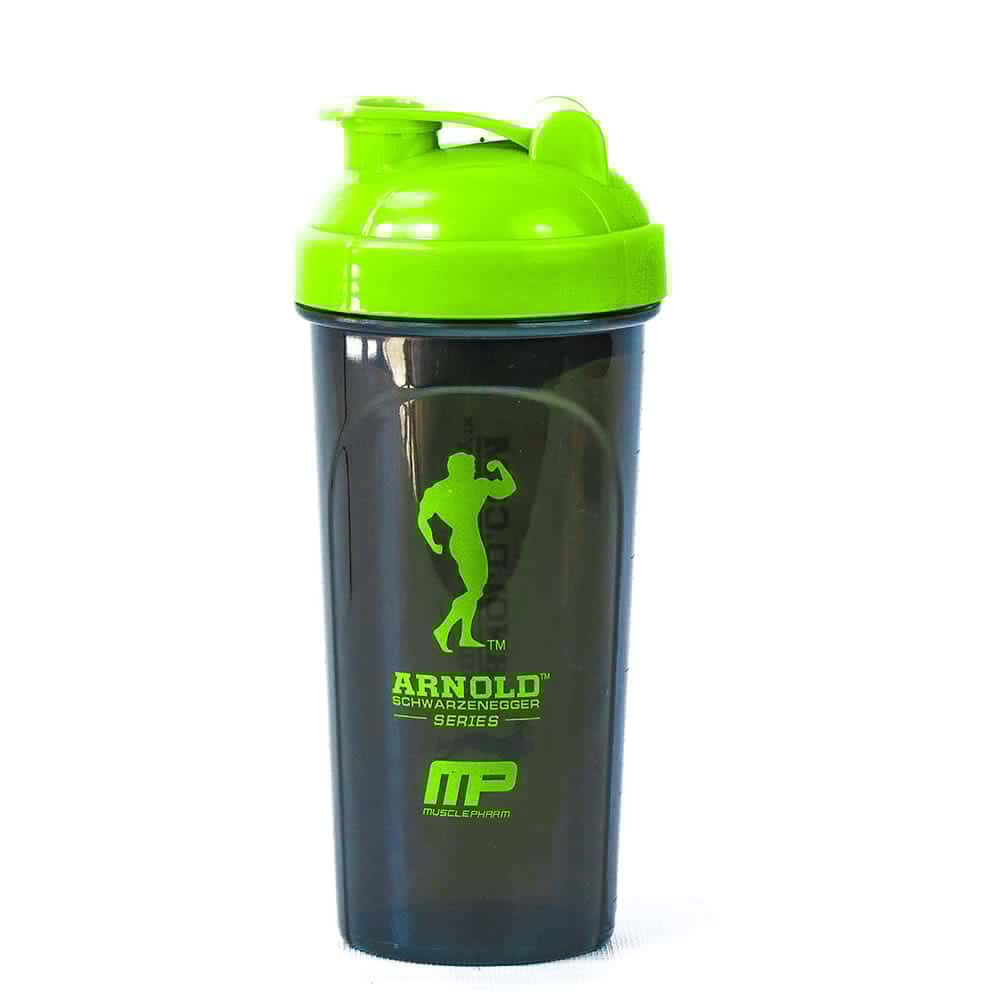 Шейкер MusclePharm Arnold series (Black),