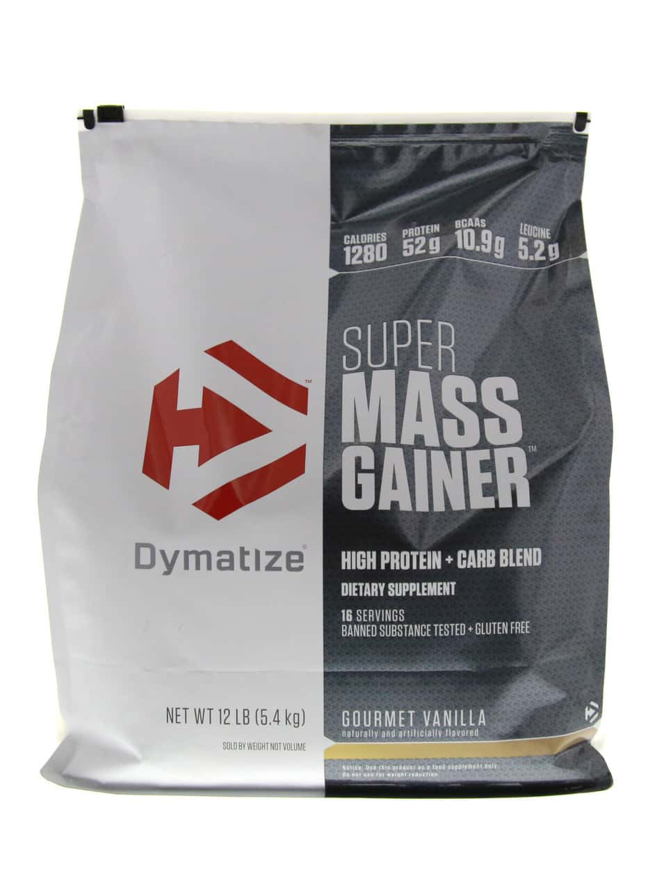 Dymatize Super Mass Gainer (5,4 кг)