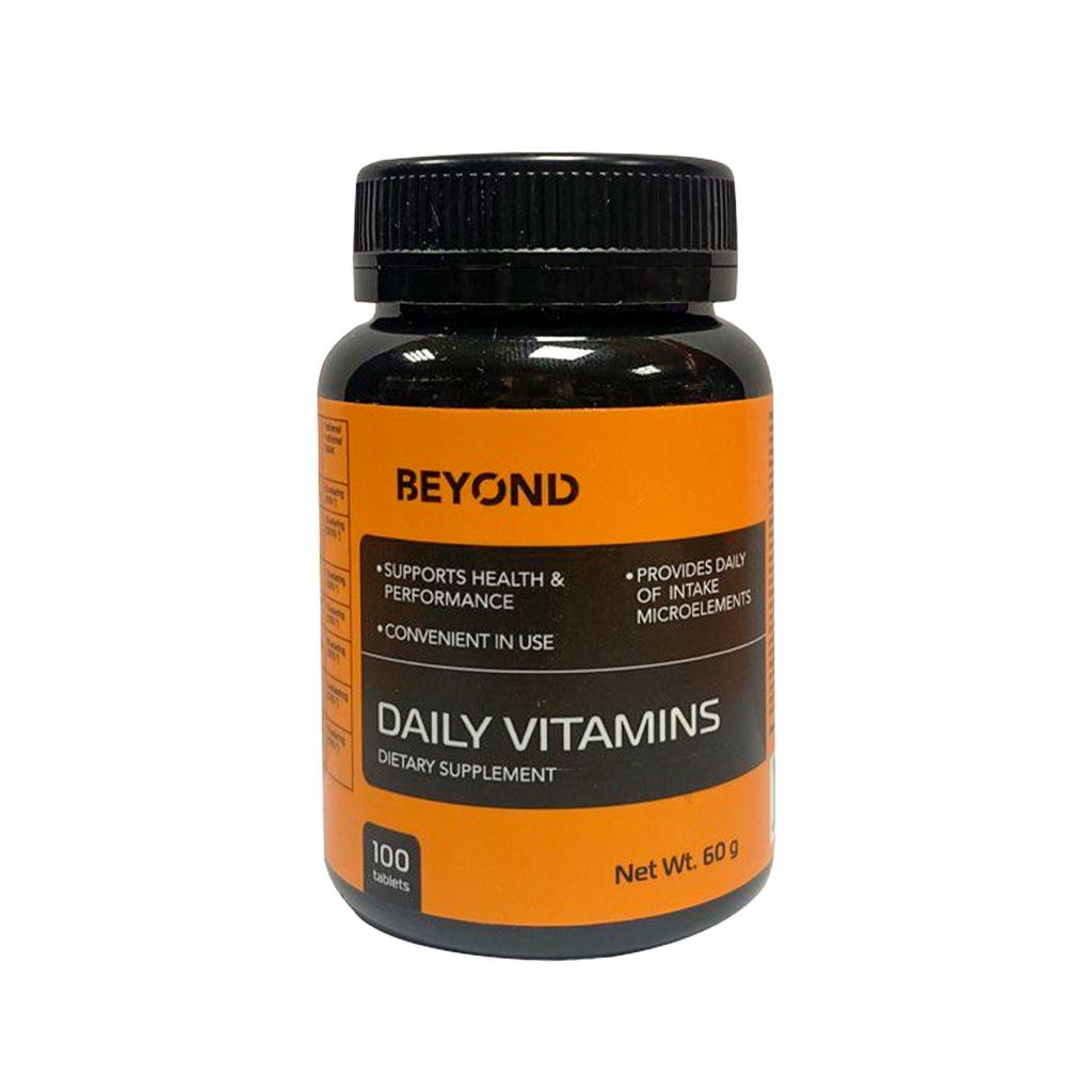 Beyond Daily Vitamis 100 таб