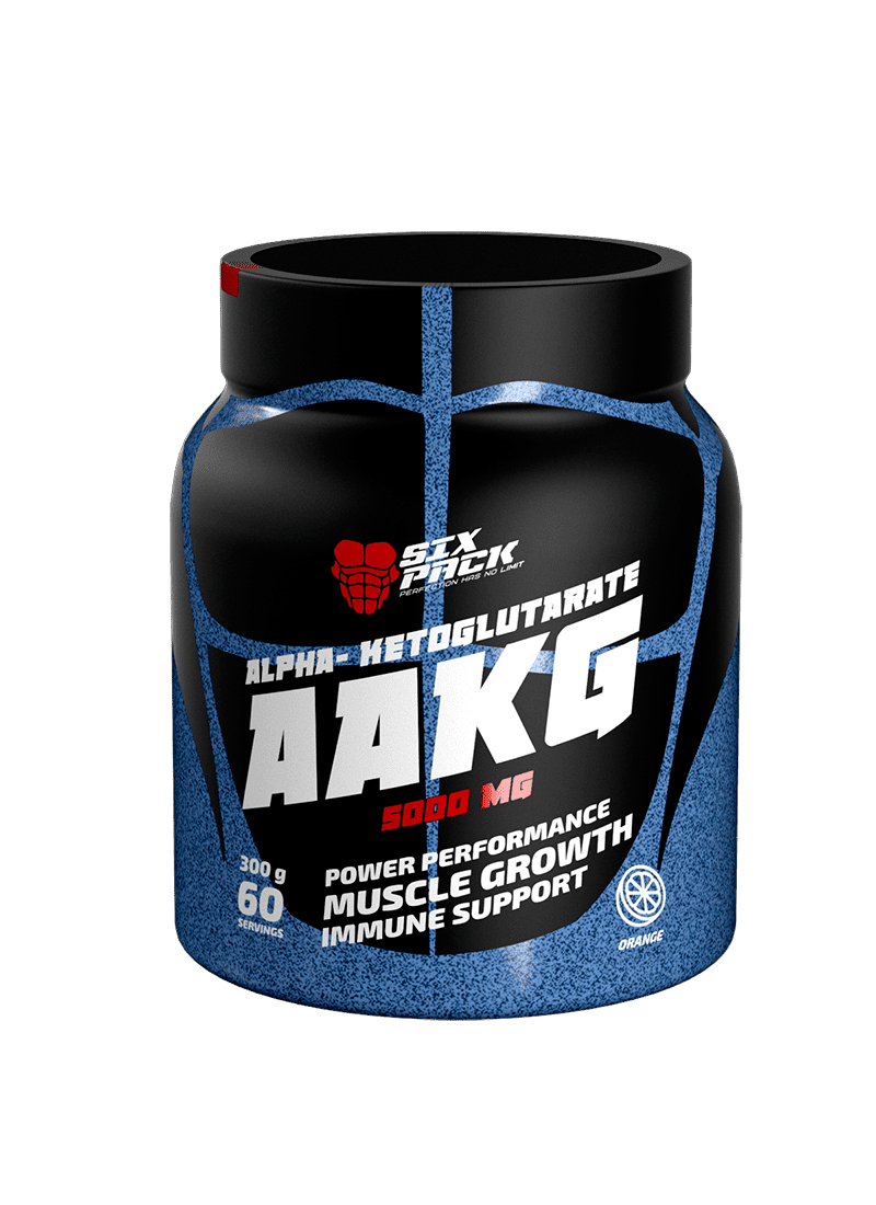 Six pack Argenine AAKG 300 гр