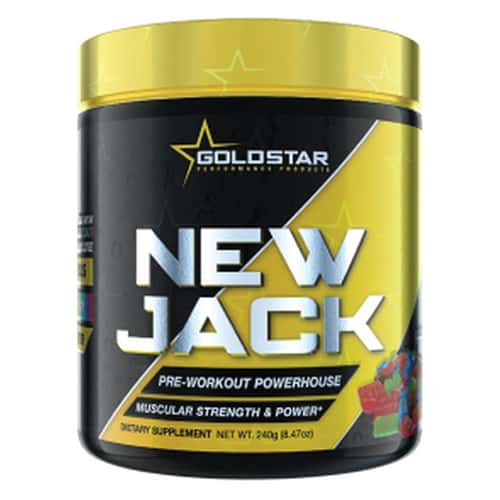Gold Star New Jack 30 порций