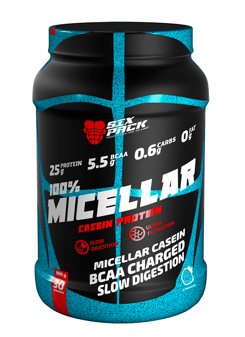 Six Pack CASEIN PROTEIN (925 гр)