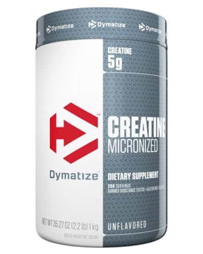 Dymatize Nutrition Creatine Micronized 1000 г