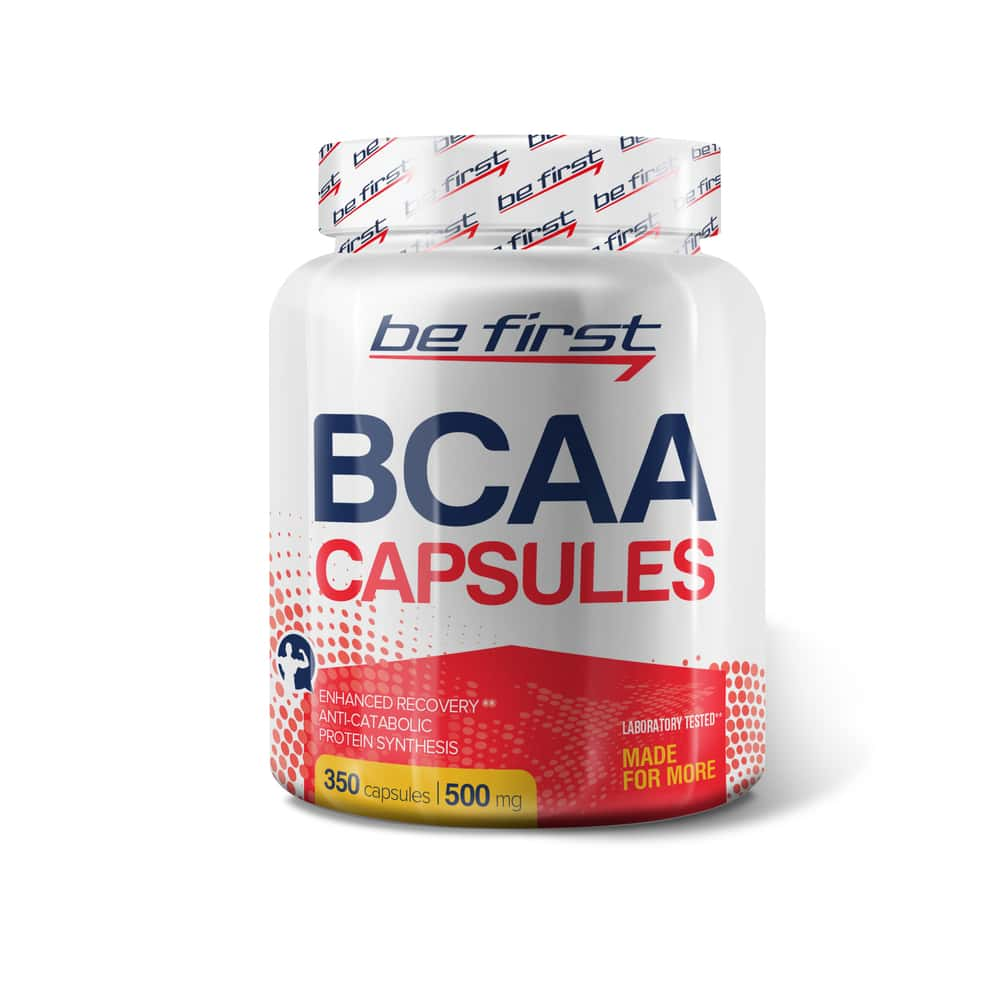 Be First  BCAA Tablets, 350 таблеток