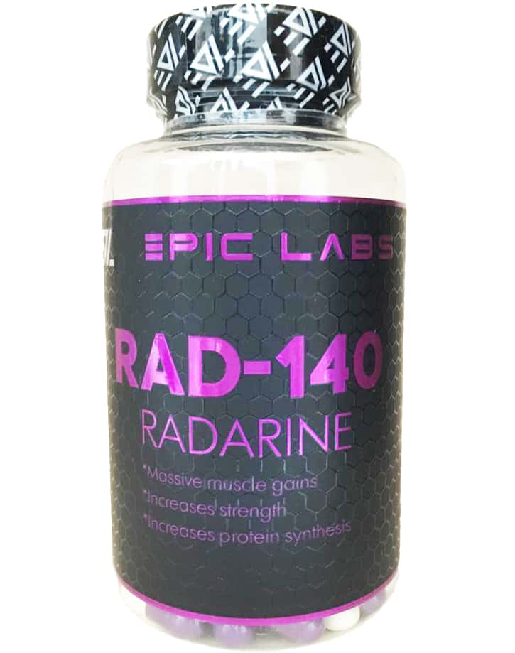 Epic Labs RAD-140 RADARINE 90 капсул