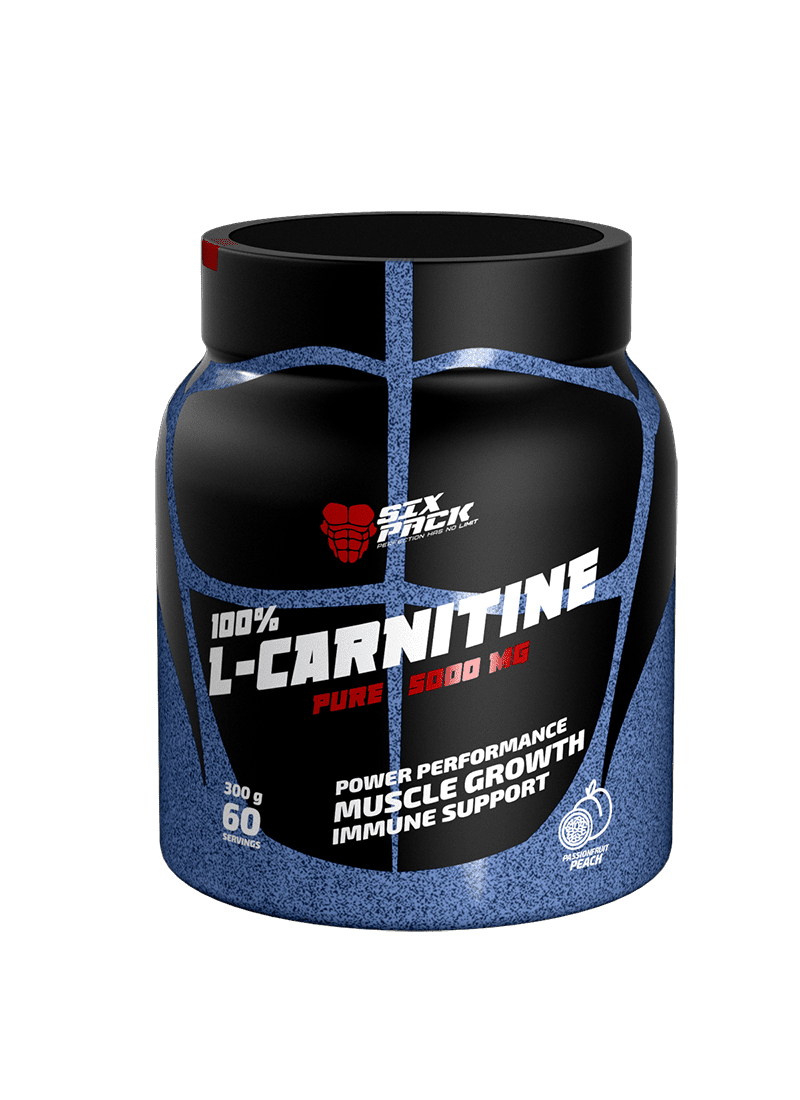 Six Pack L-carnitine 300 гр