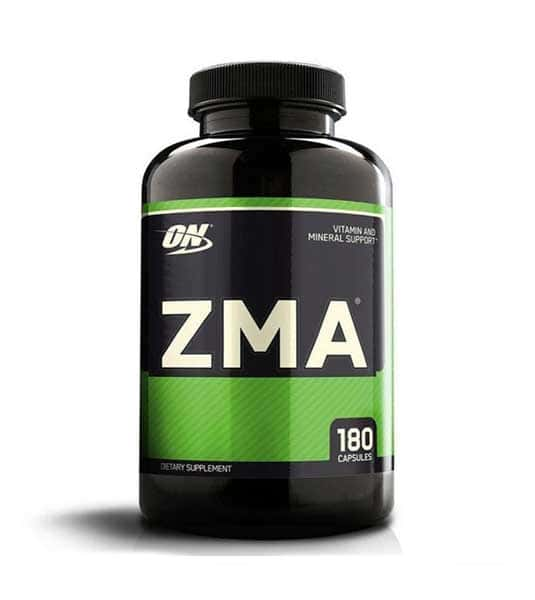 Optimum nutrition ZMA 180 капсул