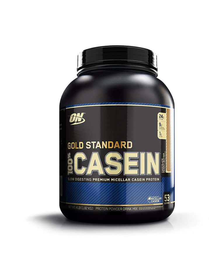 Optimum Nutrition Gold Standard Casein 1800 гр