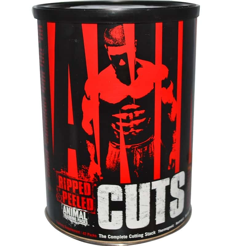 Universal Nutrition Animal Cuts 42 пачки