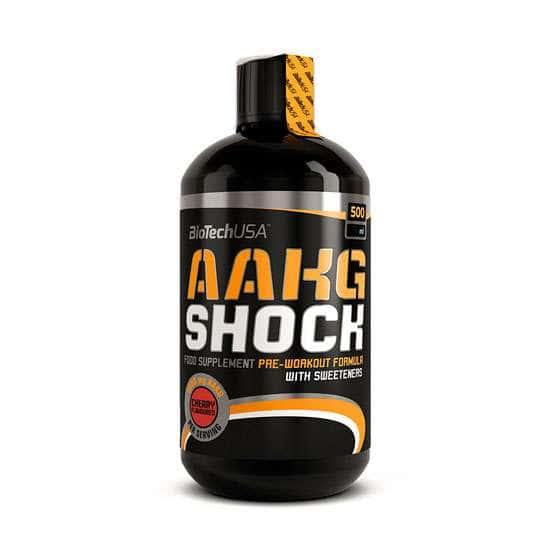 BioTech USA AAKG Shock Extreme 500ml