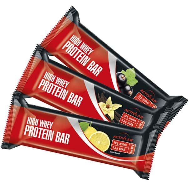 ActivLab High Whey Protein Bar 80 гр