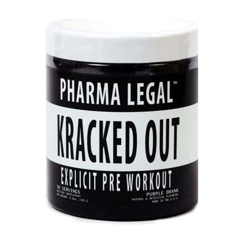 Pharma Legal  Kracked Out 30 порций