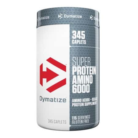 Dymatize Nutrition Super Amino 6000 / 345 таблеток