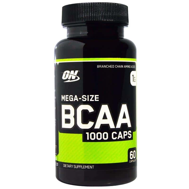 Optimum Nutrition BCAA 1000 caps (60 капсул)