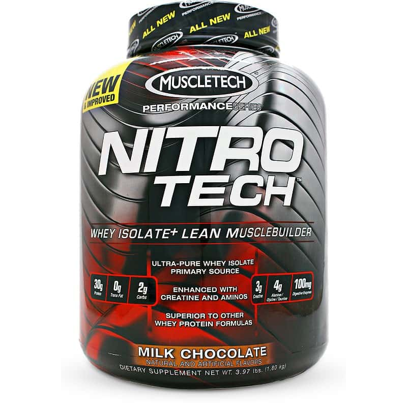MuscleTech Nitro-Tech Performance Series 1.8 кг