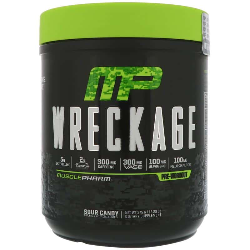 MusclePharm Wreckage 375 гр