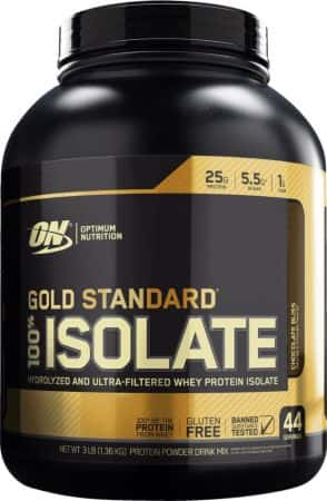 Optimum nutrition 100% Isolate 1320 гр