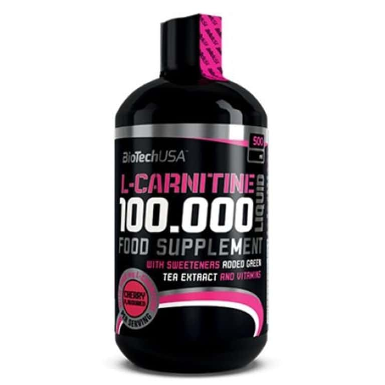 BioTech USA L-Carnitine+Chrome 35000mg 500 ml