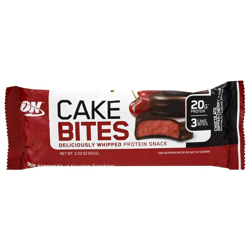 Optimum Nutrition Cake bites 63 гр