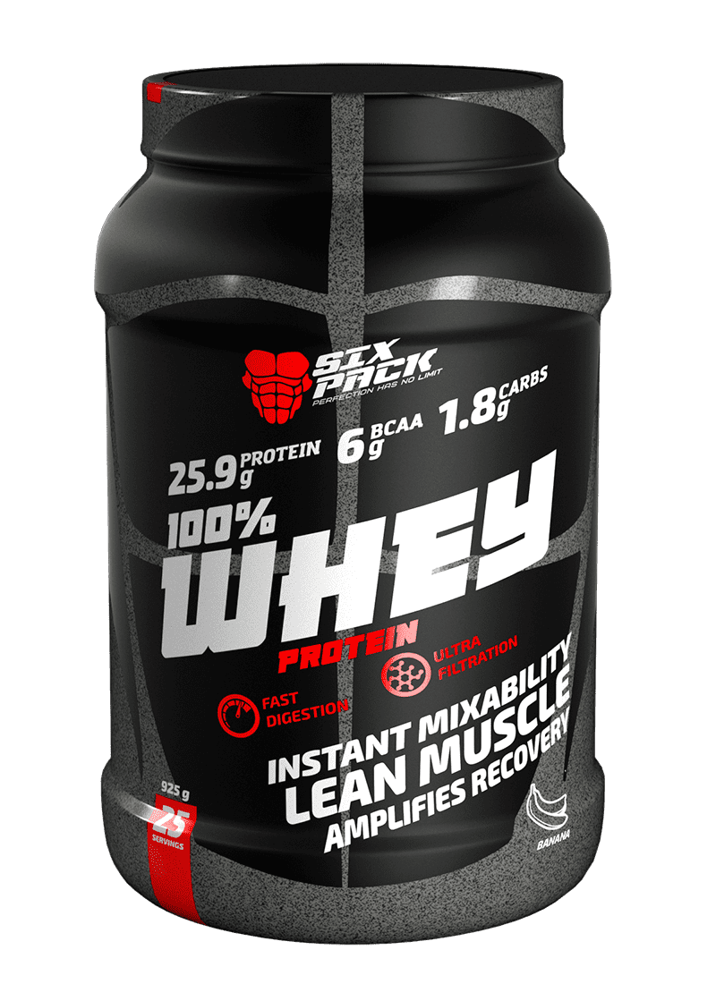 Six Pack Whey protein 925 гр